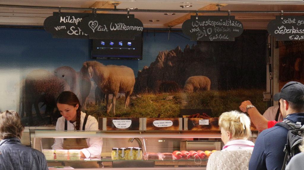 Echtkasig Bauernmarkt Bioschofshofen